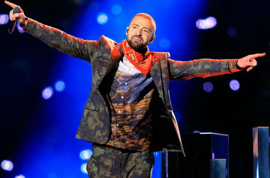 Justin Timberlake (Photo credit: Christopher Polk/Getty Images)