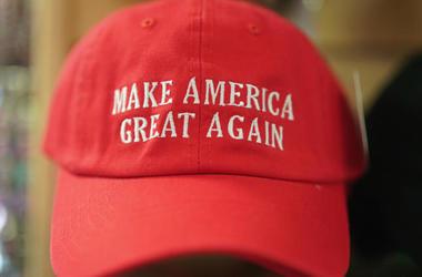 MAGA hat