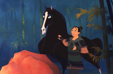 1998's 'Mulan' (Photo credit: Walt Disney Studios)