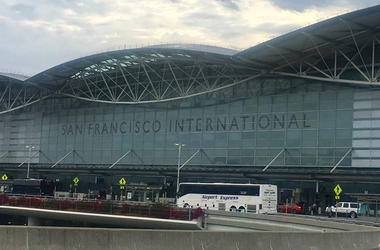 San Francisco International Airport - SFO Terminal