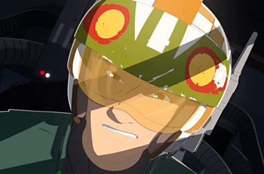 """Star Wars: Resistance"" (Photo credit: Disney-Lucasfilm)"