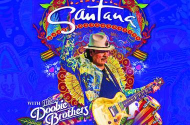 Santana 'Supernatural Now Tour'