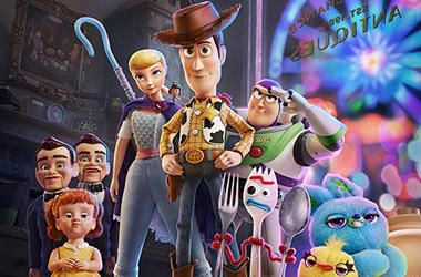 'Toy Story 4' (Photo credit: Disney•Pixar)