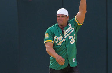 Jose Canseco (Photo credit: Kelley L Cox-USA TODAY Sports)