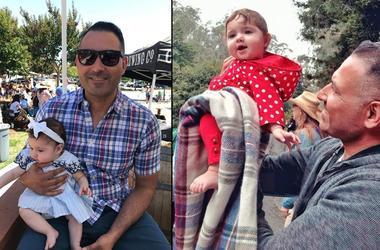 Hector Garza and daughter Camilla (Photo credit: GoFundMe)