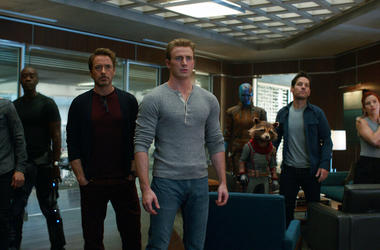 Cast of 'Avengers: Endgame' (Photo credit: Disney-Marvel Studios)