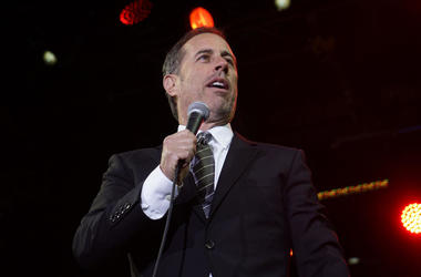 Jerry Seinfeld at Clusterfest
