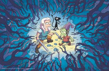 Matt Groening's 'Disenchantment'