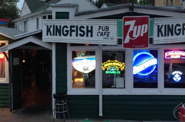 The Kingfish Pub & Cafe