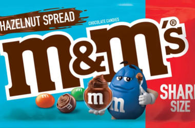 M&M'S Hazelnut Spread Chocolate Candies