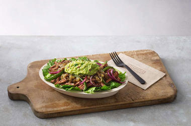 Chipotle Paleo Salad Bowl