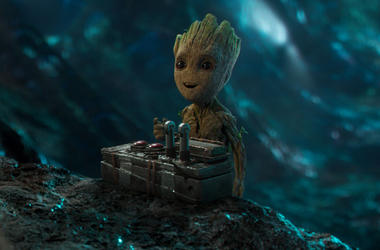 Groot in 'Guardians of the Galaxy Vol. 2'