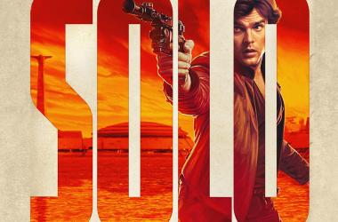 Alden Ehrenreich as Han Solo in 'Solo: A Star Wars Story'