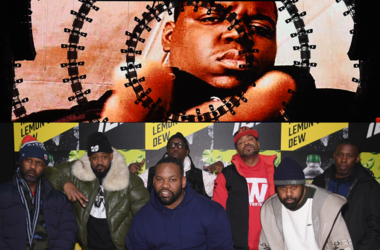 Wu-Tang Clan and Notorious B.I.G. (Photo credit: Dimitrios Kambouris/Ethan Miller/Getty Images)