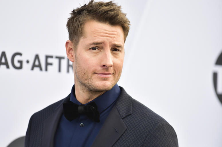 LOS ANGELES, CALIFORNIA - JANUARY 27: Justin Hartley arrives at the 25th Annual Screen Actors Guild Awards at The Shrine Auditorium on January 27, 2019 in Los Angeles, California. (Photo by Rodin Eckenroth/Getty Images)