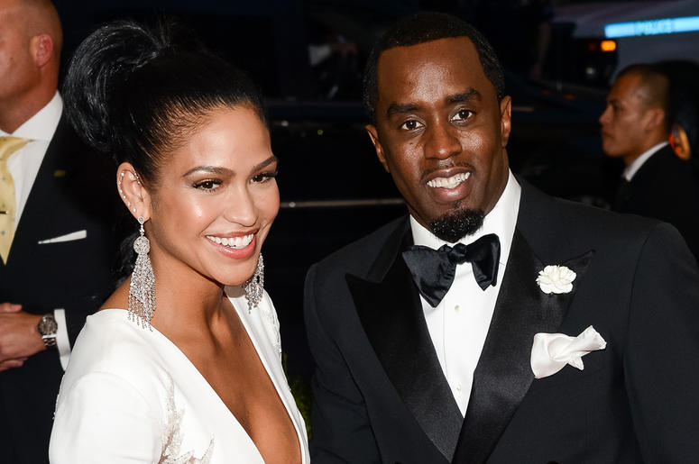 "04 May 2015 - New York, New York- Sean P Diddy Combs, Cassie Ventura. ""China: Through The Looking Glass"" Costume Institute Gala at The Metropolitan Museum of Art. Photo Credit: Christopher Smith/AdMedia"