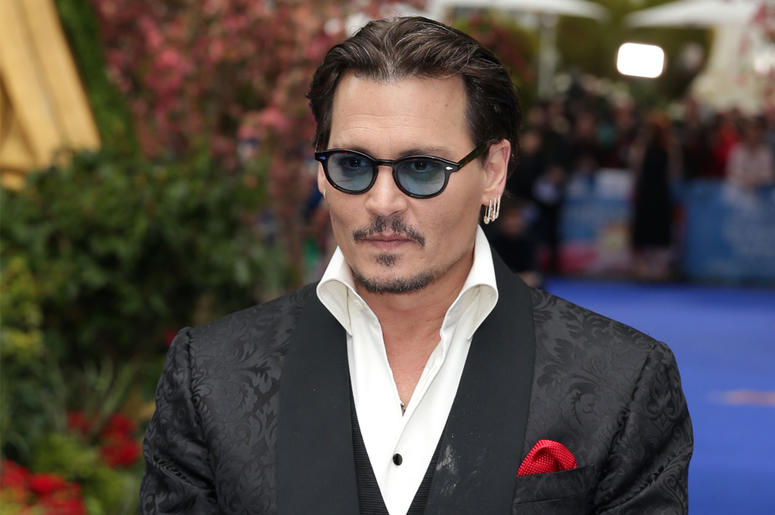 10/19/2017 - File photo dated 10/05/16 of Johnny Depp, who is embroiled in a legal battle with his ex-managers, is now suing his former lawyers, claiming they also cheated him out of millions of dollars. (Photo by PA Images/Sipa USA) *** US Rights Only **