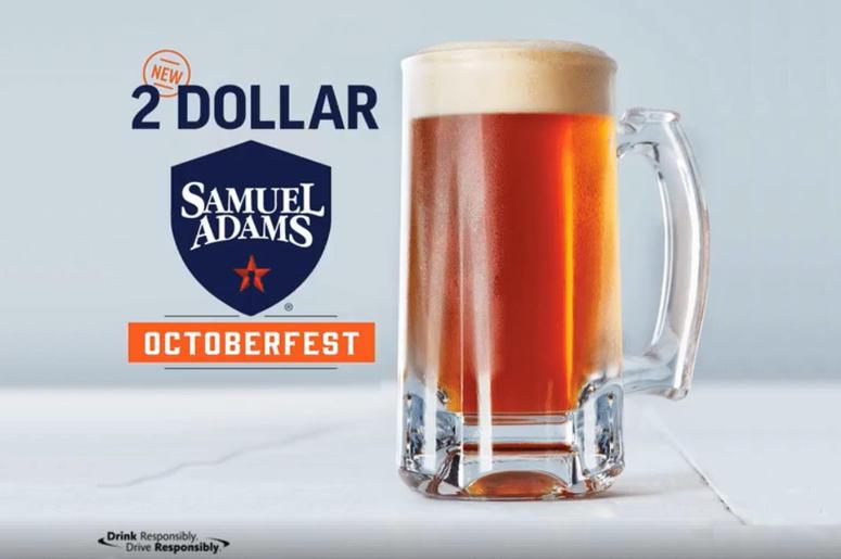$2Samuel AdamsOctoberfestbeers