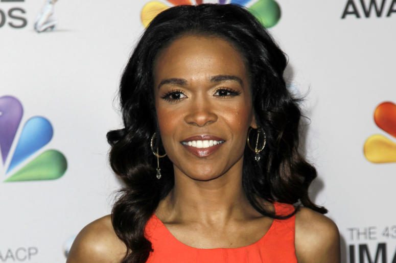 This Feb. 17, 2012 file photo shows singer-actress Michelle Williams at the 43rd NAACP Image Awards in Los Angeles. Destiny's Child singer Williams says she's seeking help for the depression she has struggled with for years. Williams said in an Instagram
