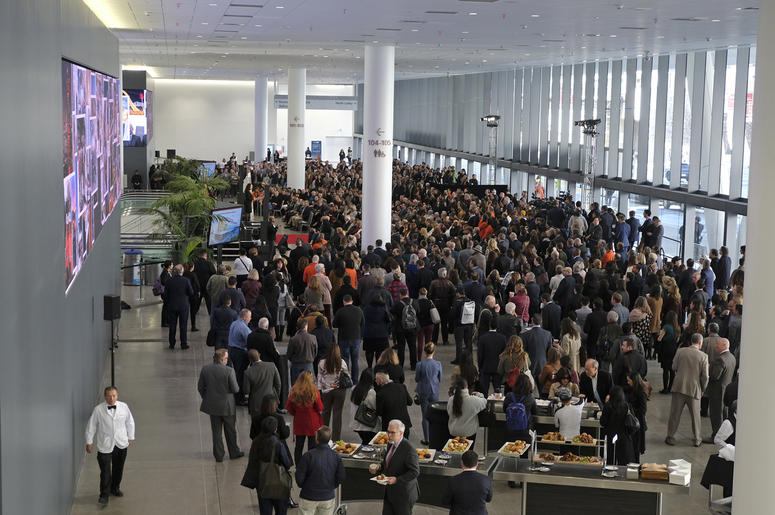 San Francisco Toasts $550 Million Convention Center
