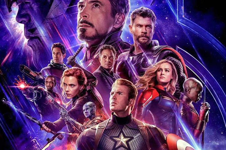 'Avengers: Endgame' (Photo credit: Marvel Studios/Disney)