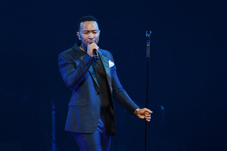 John Legend (Photo credit: © Ron Elkman/USA Today Network)