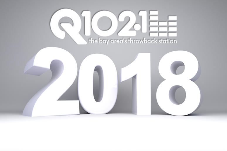 Q102's Year In Review For 2018