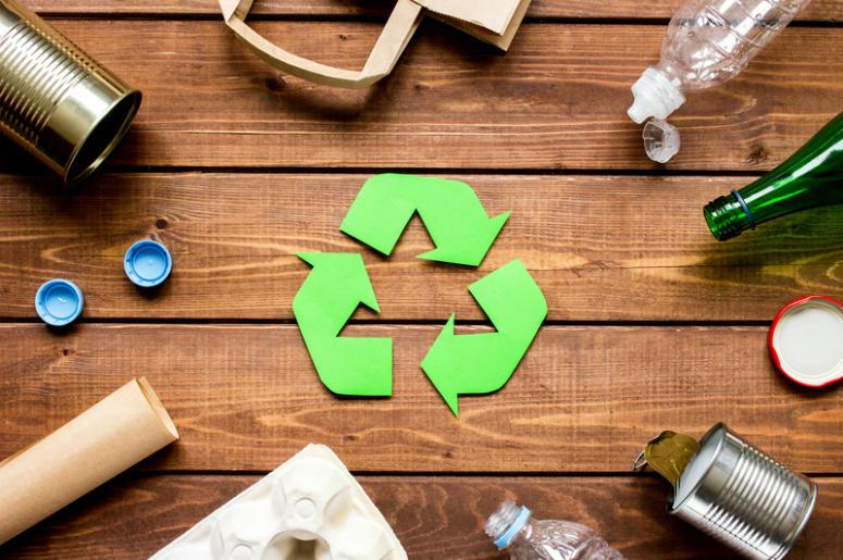Recycling (Photo credit: Vadim Ginzburg/Dreamstime)