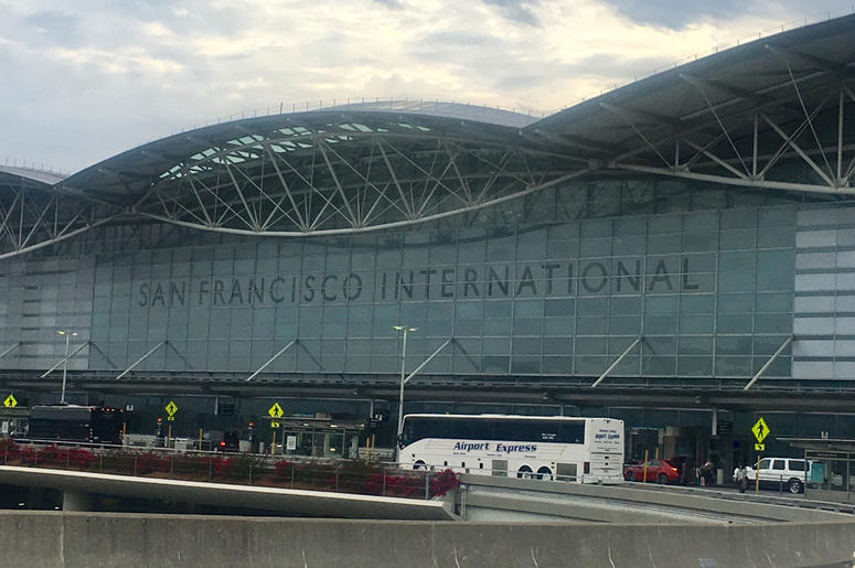 San Francisco International Airport - SFO Terminal