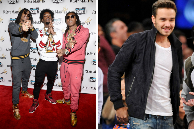 WATCH: Migos (Mistakenly) Tease Collaboration With One Direction's