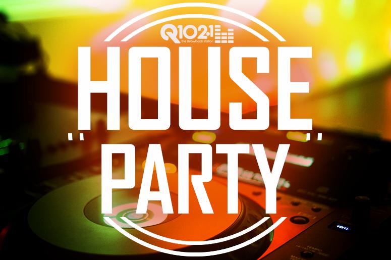 Q102 House Party | Q102 1