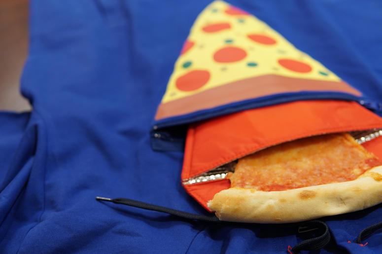 ScrapTown USA's Pizza Pocket (Photo credit: ScrapTown USA)