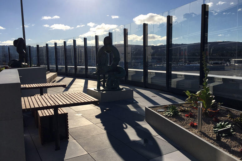 SFO Observation Deck