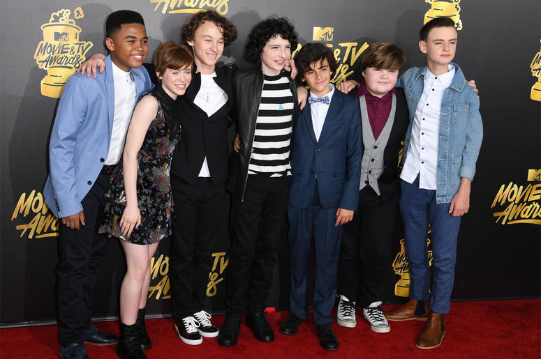 """Child Cast of the movie """"IT"""""""