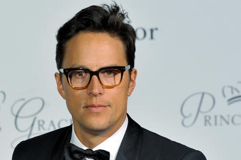 In this Saturday, Sept. 5, 2015 file photo, U.S. film director Cary Jogi Fukunaga poses on the red carpet as he arrives as he arrives at the Monaco palace to attend the Princess Grace Foundation gala in Monaco. Producers of the James Bond films say Cary J