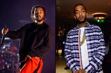 Kendrick Lamar x Nipsey Hussle