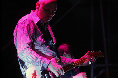 The Smashing Pumpkins' Billy Corgan