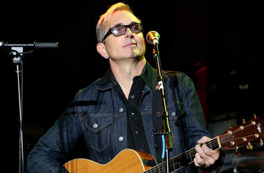 Musician Art Alexakis attends the 2014 National Association of Music Merchants show