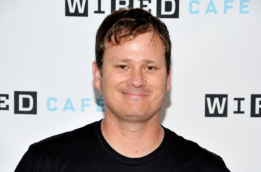 Musician Tom DeLonge attends WIRED Cafe at Comic Con 2015 in San Diego at Omni Hotel on July 9, 2015 in San Diego, California