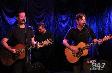 Jimmy Eat World Sound Stage Sacramento Performance Acoustic The Middle