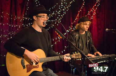 Bob Moses Tearing Me Up Acoustic Rendition Grammy Nominated Grammy Electronic Dance Alternative