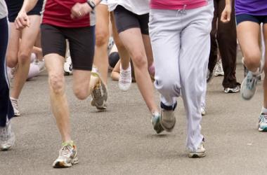 Running for NICU Babies Color Run 5K