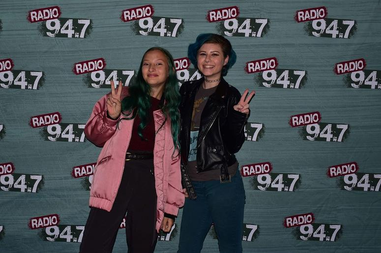 Oh Wonder Meet And Greet Sacramento RADIO 94.7