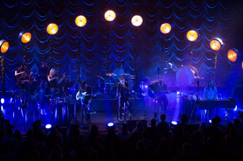 Cage The Elephant Live and Unpeeled The Acoustic Tour Sacramento California Crest Theatre