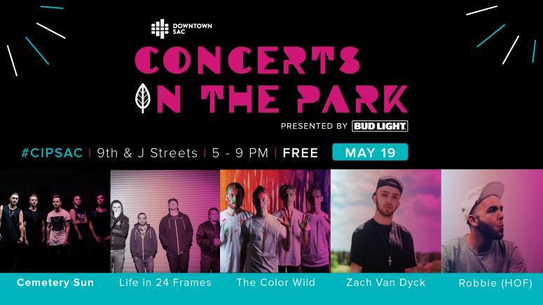 Concerts in the Park Sacramento
