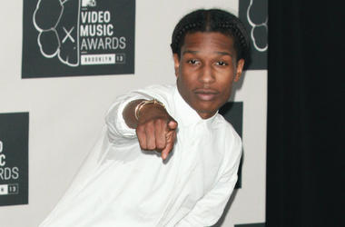 25 August 2013 - Brooklyn, New York - ASAP Rocky. 2013 MTV Video Music Awards held at The Barclays Center.