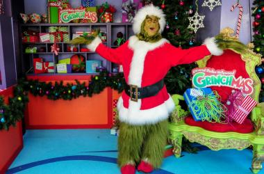 The Grinch Who Stole Christmas.How The Grinch Stole Christmas 98 9 The Buzz
