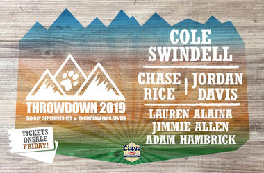 Throwdown 2019 Onsale Fri