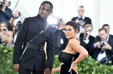 Kylie Jenner x Travis Scott
