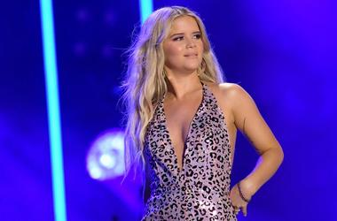 Maren Morris performs on stage for day 4 of the 2019 CMA Music Festival